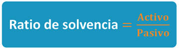 ratio de solvencia