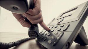 acoso telefonico